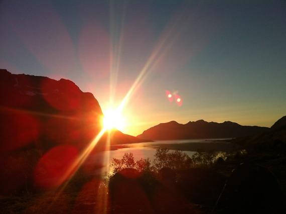 Endlich wieder Sonne!
