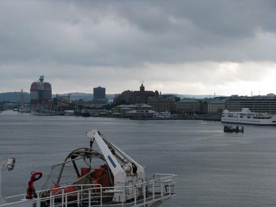 Good bye Göteborg
