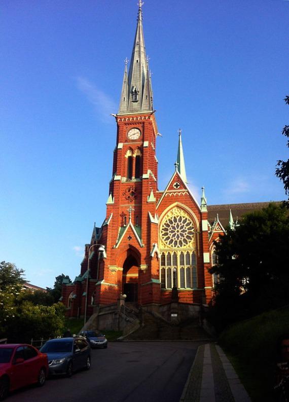 Göteborg, Oscar Fredriks kyrka