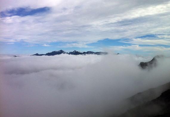 Zentralmassiv mit Pico Ruivo