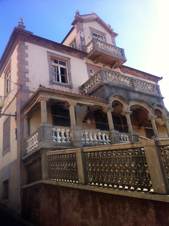 Schicke Lost-Stadtvilla in Funchal