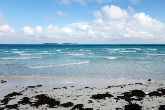 Playa Pilar auf Cayo Coco