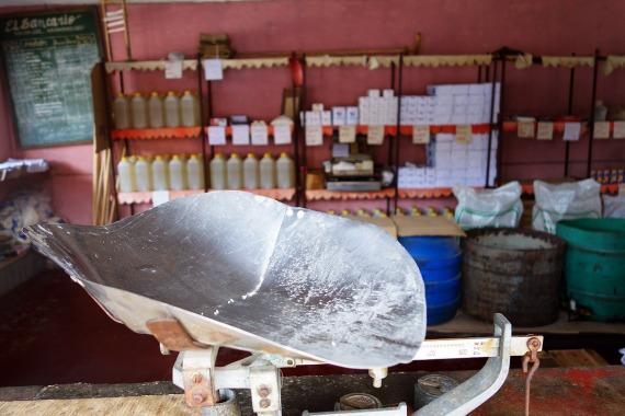Typischer Laden für Grundnahrungsmittel, Viñales