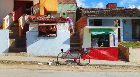 Einkaufen in Trinidad