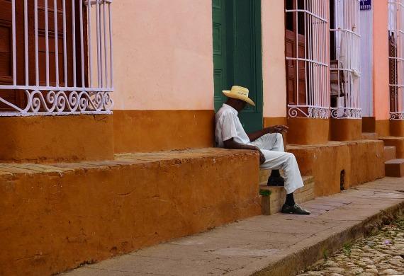 Calle Alameda, Trinidad