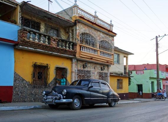 Calle Guarabo, Trinidad