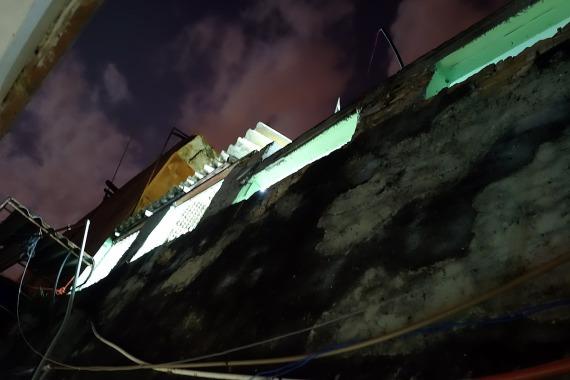 Innenhof vom Casa Particular, La Habana