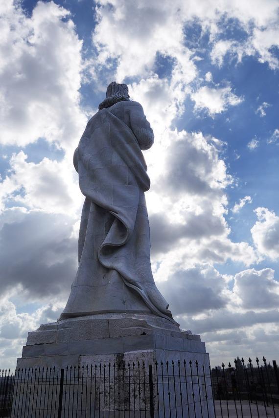 Cristo de La Habana, Casablanca