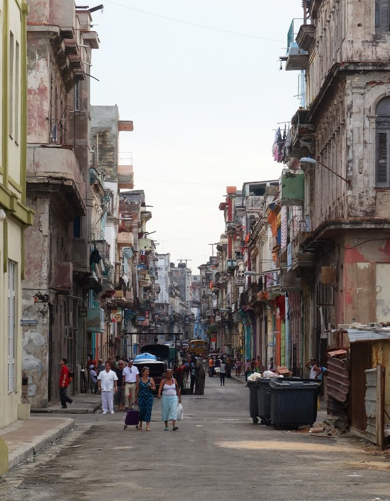Campanario, La Habana